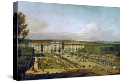 Schönbrunn Palace Viewed from the Gardens, Between 1758 and 1761