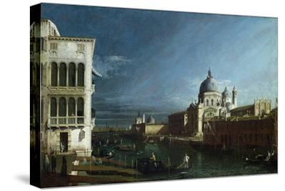 The Molo Looking West with the Doge's Palace in the Distance
