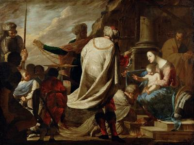 Adoration of the Magi, C. 1640