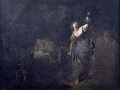 Judith with Head of Holofernesm