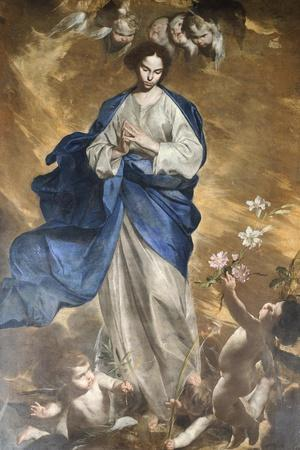 The Immaculate Conception, Circa 1645