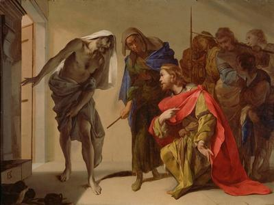 The Shade of Samuel Invoked by Saul, C. 1655