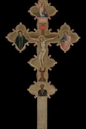 Portable, Double Sided Cross, 1335-1340