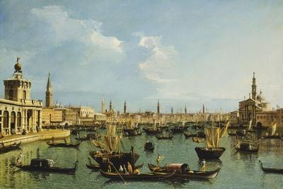 The Bacino Di San Marco, Venice