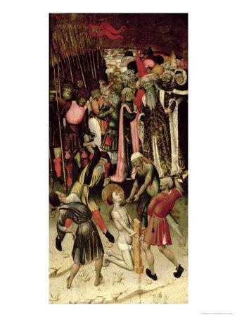 The Persecution of St. George. c.1435