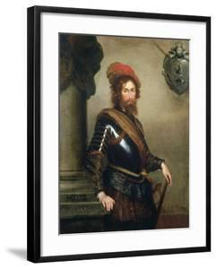 Portrait of Nicolo Raggi by Bernardo Strozzi