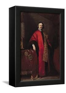 Portrait of the Knight Giovanni Grimani, c.1640 by Bernardo Strozzi