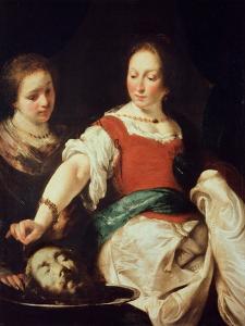 Salome, after 1630 by Bernardo Strozzi