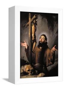 St. Francis by Bernardo Strozzi