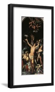 St Sebastian Cured by the Holy Women, 1581-1644 by Bernardo Strozzi