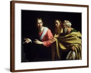 The Calling of St. Peter and St. Andrew by Bernardo Strozzi