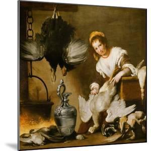 The Cook by Bernardo Strozzi