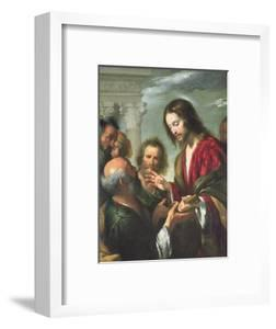 The Delivery of the Keys to St. Peter by Bernardo Strozzi