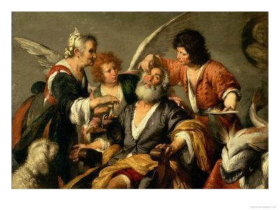 The Healing of Tobit, Early 1630S