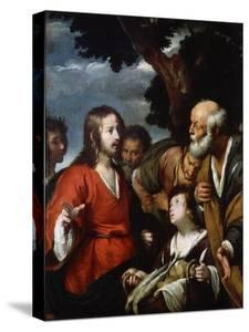 The Miracle of the Five Loaves and Two Fishes, after 1630 by Bernardo Strozzi
