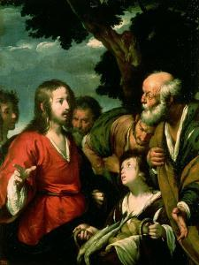 The Miracle of the Loaves and Fishes by Bernardo Strozzi