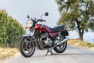 Breuberg, Hesse, Germany, Yamaha Xj, 650, 1984 Model, 650 Ccm, 72 Hp