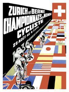 Berne Bicycle Championship, Zurich