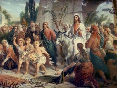 Christ's Entrance into Jerusalem