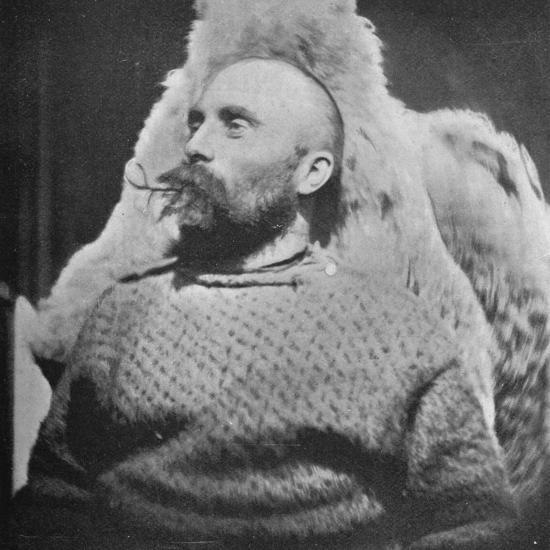 'Bernt Bentzen', 1893, (1897)-Unknown-Photographic Print