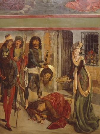 Beheading of John He Baptist