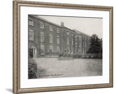 Berrington War Hospital, Atcham, Shropshire-Peter Higginbotham-Framed Photographic Print