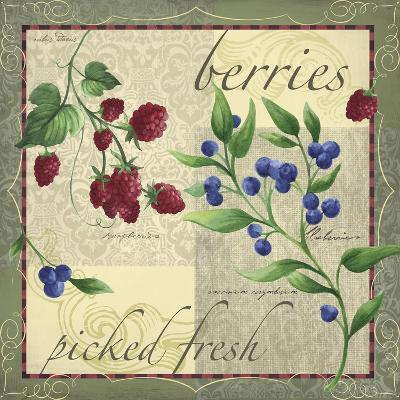 Berry Patch-Fiona Stokes-Gilbert-Giclee Print