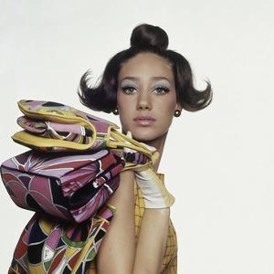 Vogue - August 1965 by Bert Stern
