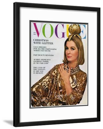 Vogue Cover - December 1963
