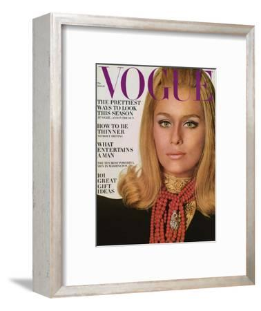 Vogue Cover - November 1966