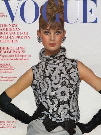 Vogue Cover - September 1963