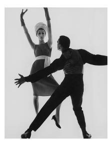 Vogue - February 1961 by Bert Stern
