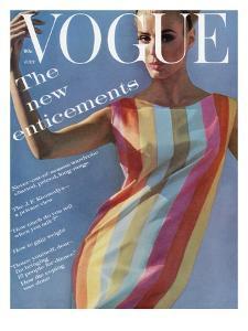 Vogue - July 1961 by Bert Stern