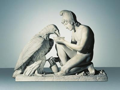 Ganymede with Eagle of Zeus