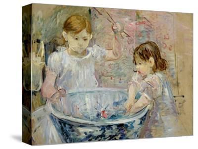 Children at the Basin, 1886