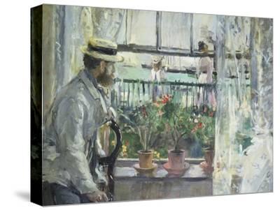 Eugene Manet on the Isle of Wight, 1875
