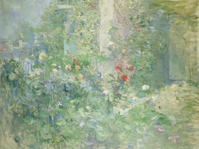 Garten in Bougival, 1884 by Berthe Morisot