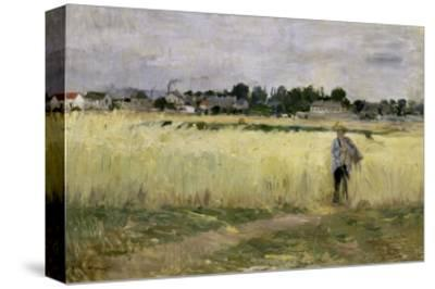 In the Cornfields at Gennevilliers, c.1875