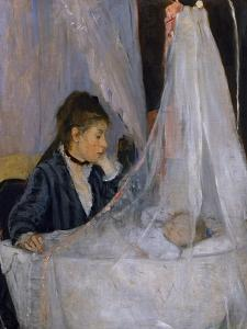 Le Berceau (The Cradle) by Berthe Morisot