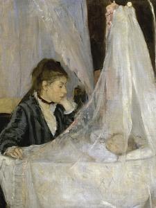 Le Berceau by Berthe Morisot