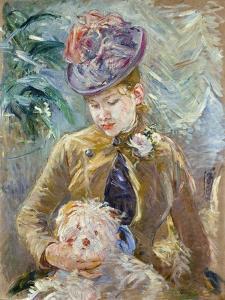 Morisot: Paule Gobillard by Berthe Morisot