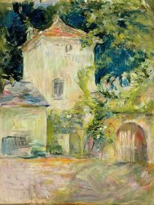 Pigeon Loft at the Chateau du Mesnil, Juziers, 1892 by Berthe Morisot