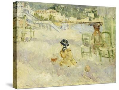 Plage de Nice, 1882