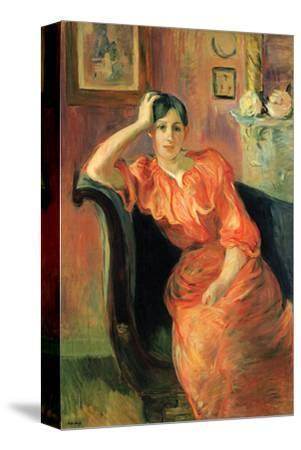 Portrait of Jeanne Pontillon