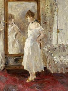 Psyche by Berthe Morisot