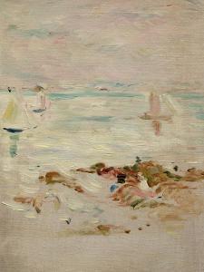 Sailboats, 1894 by Berthe Morisot