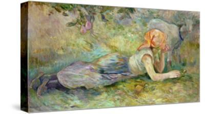 Shepherdess Resting, 1891