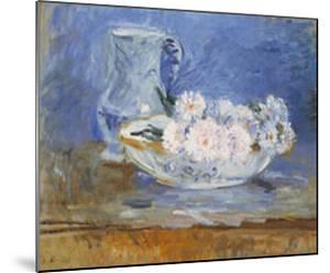 White Flowers by Berthe Morisot