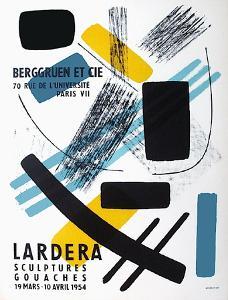 Expo Galerie Berggruen by Berto Lardera