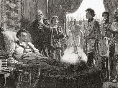 Bertrand De Gourdon Aka Pierre (Or Peter) Basile--Giclee Print